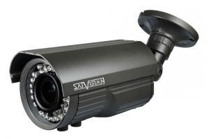 SVC-S491V видеокамера, 1,3 Mpix, 0.01 люкс, объектив 2,8-12мм