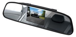 """Зеркало-монитор SilverStone 4,3"""" экран NTSC/PAL"""