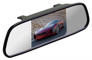 """Зеркало-монитор SilverStone 5"""" экран NTSC/PAL"""