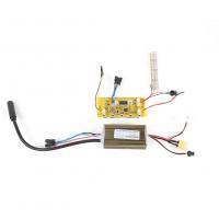 Комплект запчастей для ремонта электросамоката Kugoo S1, S2, S3 (дисплей, фара, контроллер)