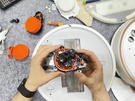 Ремонт роботов пылесосов